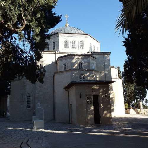 Храм Вознесния на Елеонской горе, Israel