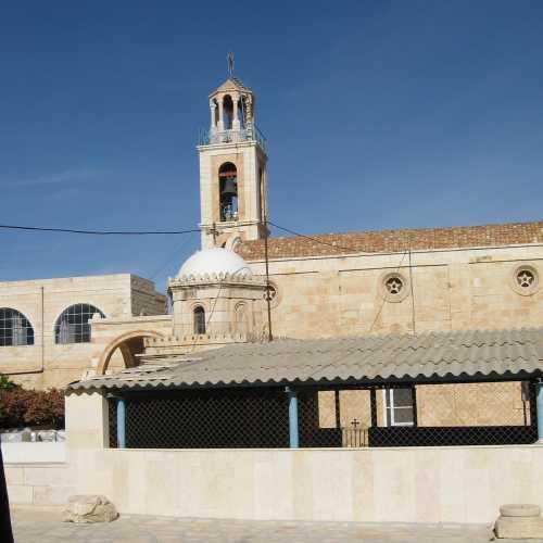 Монастыри  иуд. пустыни 2. Лавра Феодосия Великого, Израиль