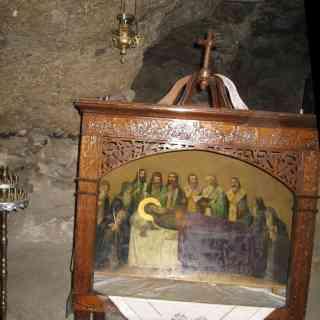 Пещера Св. Феодосия в Лавре