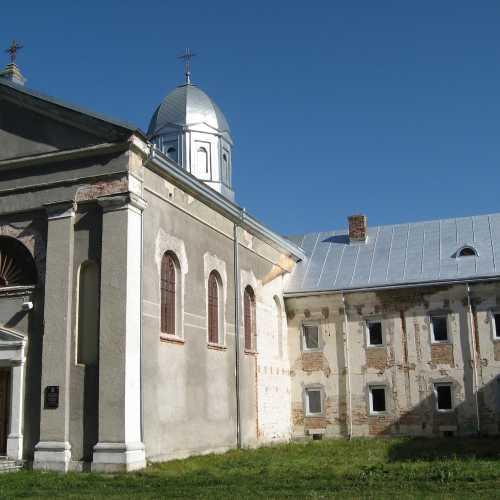 Монастырь Рождества Иоанна Крестителя в Краснопуще, Ukraine