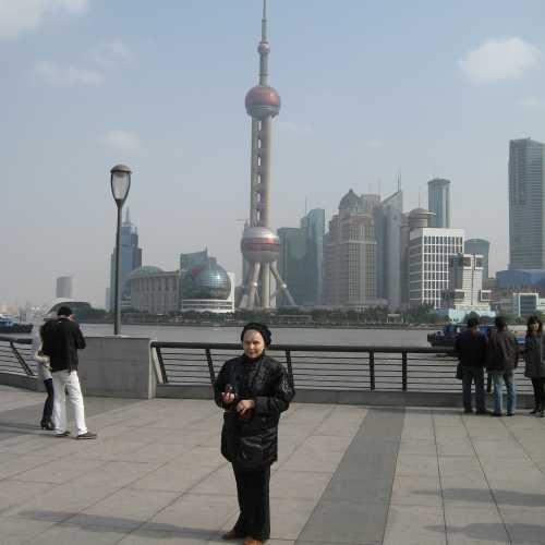 Телевышка Жемчужина Востока в Шанхае, China