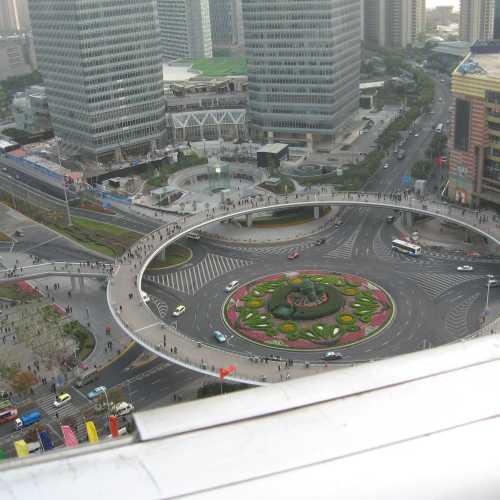 Шанхай, вид с 263 м