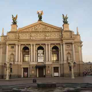 Оперный театр имени Соломии Крушельницкой