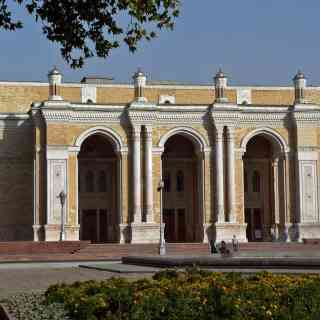 Государственый Большой оперный театр им. Алишера Навои