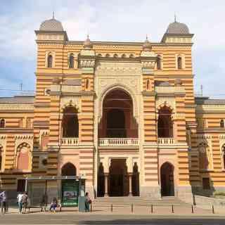 Грузинский национальный оперный театр им. Палиашвили