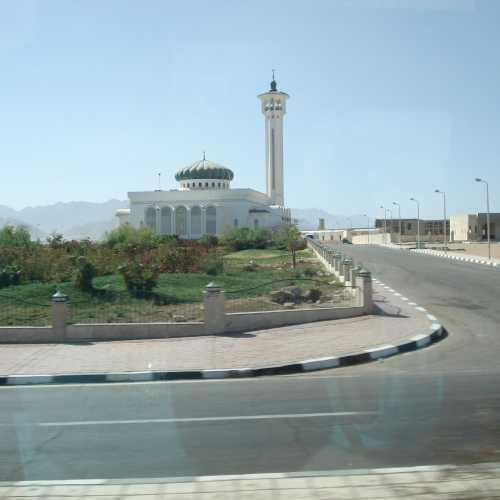 Шарм-эль-Шейх. Новая мечеть.