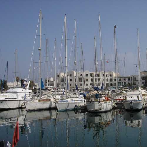 Порт Эль-Коунтари