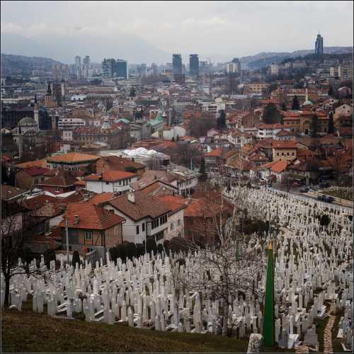 Босния и Герцеговина, Сараево