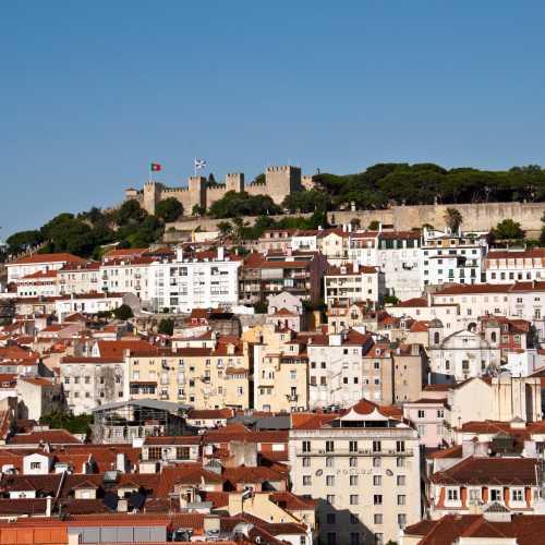 Castelo de São Jorge, Portugal