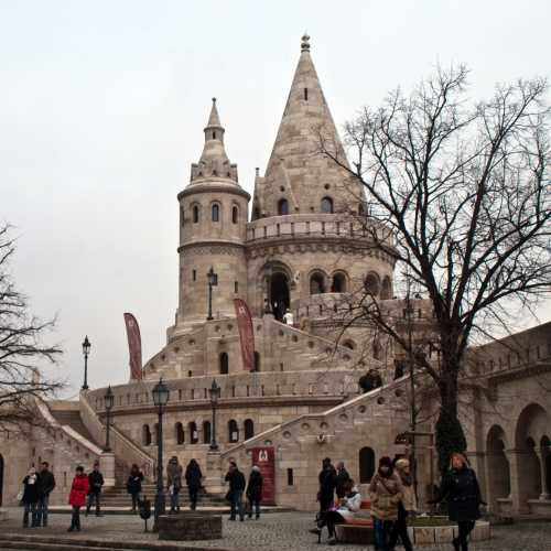 Fisherman bastion, Hungary