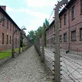 10 июня 2016 г., Освенцим, Польша<br/> Концентрационный лагерь Аушвиц-1