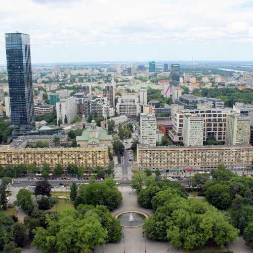9 июня 2016 г., Варшава, Польша