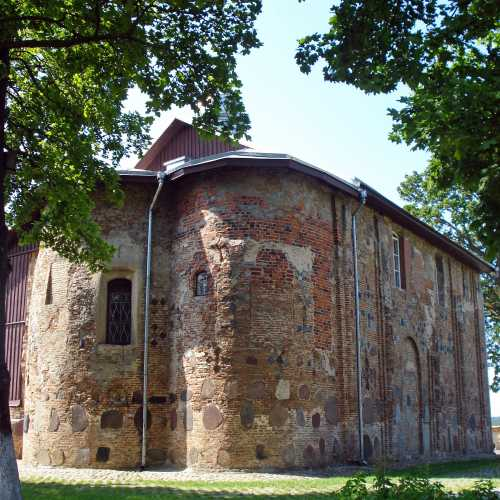 17 августа 2008 г., Коложская церковь (1170-1180 годы постройки), Гродно