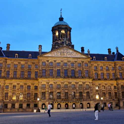 21 мая 2014 г., Королевский дворец, Амстердам, Нидерланды