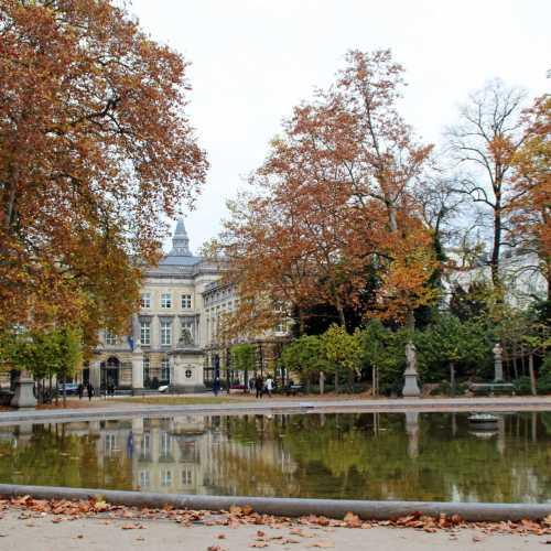 12 ноября 2016 г., Брюссель, Бельгия