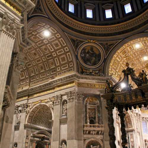 8 ноября 2016 г., Собор Святого Петра в Ватикане