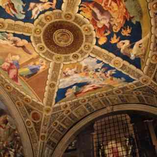 8 ноября 2016 г., Станца Рафаэля, Ватикан