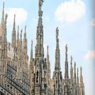 7 июля 2016 г., Дуомо, Милан, Италия