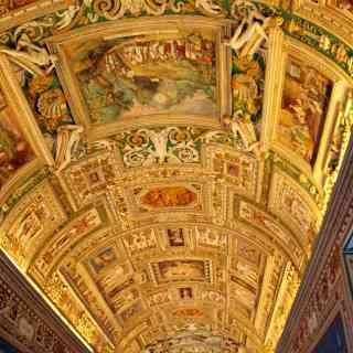 8 ноября 2016 г., Галерея географических карт, Ватикан