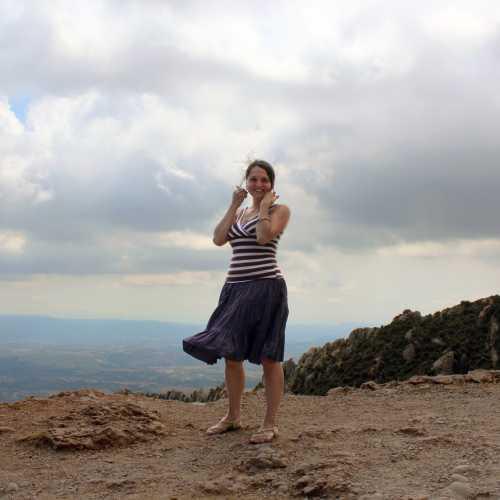 15 августа 2013 г., Монтсеррат, Испания