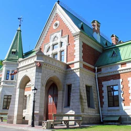 1 июля 2о17 г., Дворец Козел-Паклевских, Красный Берег, Беларусь