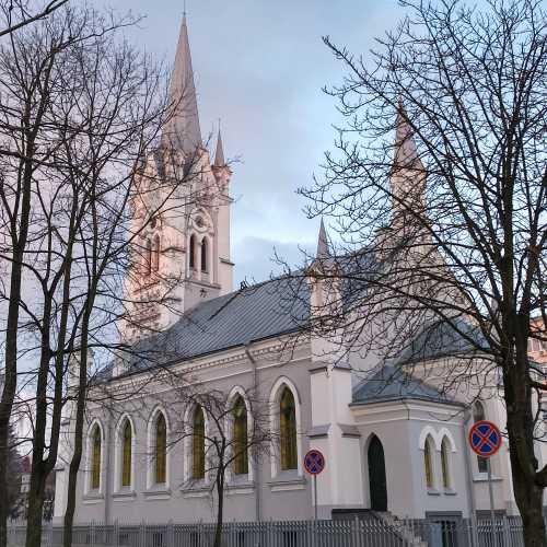 30 декабря 2017г., Лютеранская церковь, Гродно, Беларусь