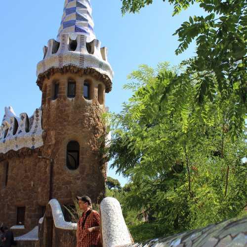 13.о8.2о13.<br/> Парк Гуэль, Барселона, Испания