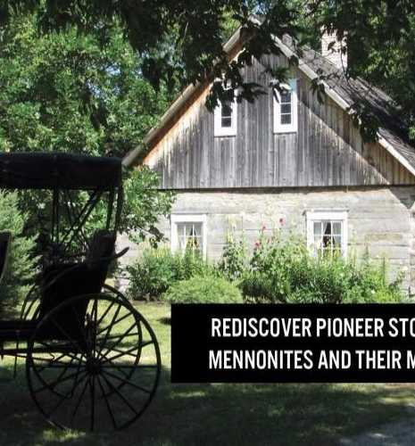Mennonite Heritage Village, Canada