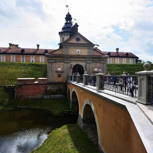 Несвижский замок, Беларусь
