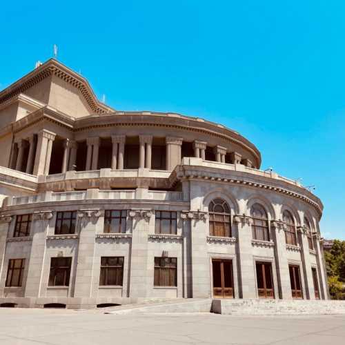 The Armenian National Academic Opera & Ballet Theatre, Armenia