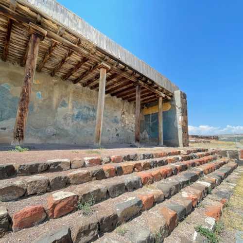 Erebuni Archeological Site, Armenia