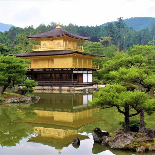 Kinkaku-ji, Japan