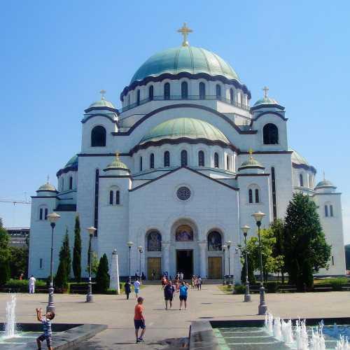 Church of Saint Sava, Serbia