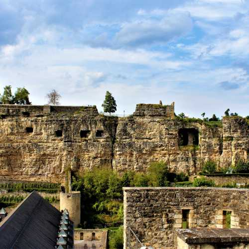 The Bock, Luxembourg