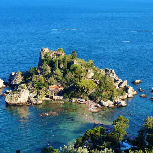 Isola Bella bay, Italy