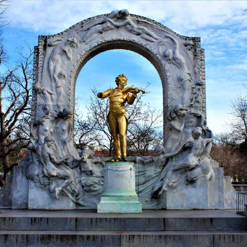 Johann Strauss Monument, Austria