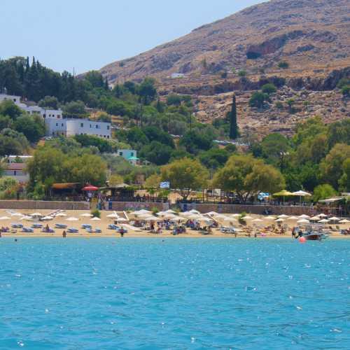 Bay of Lindos