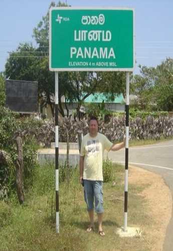 Panama, Sri Lanka
