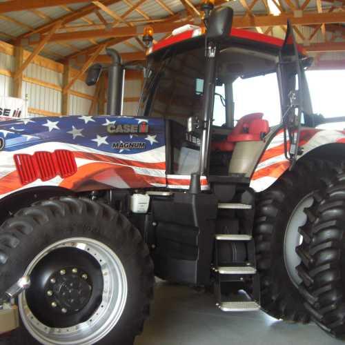 The Big Iron @ Fargo (ND)