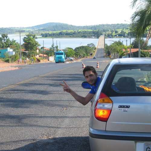 Minas Gerais — Goías border