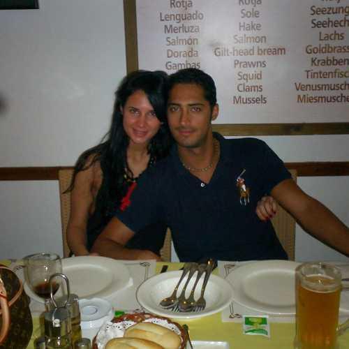 Paella for dinner