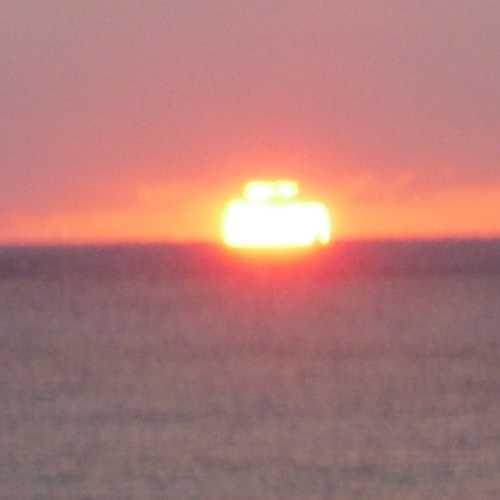Sun Rise! Welcome 2011!