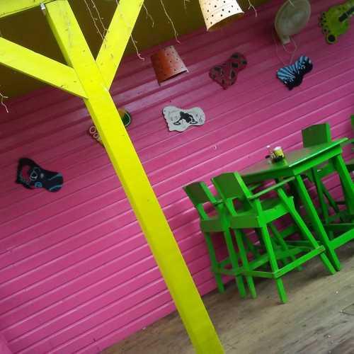 Barefoot Bar, Placencia