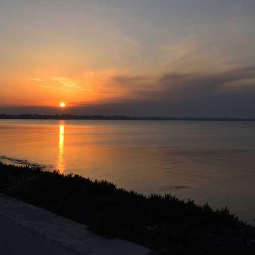 Sunset in Mahdia