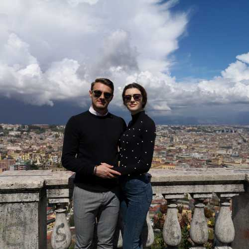 Landscapes over Naples
