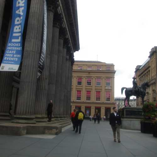 The Gallery of Modern Art (GoMA)