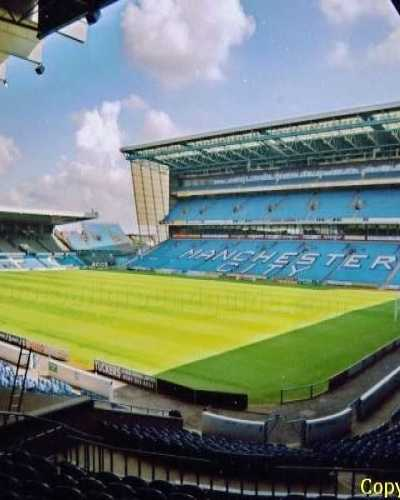 MAINE ROAD (VROEGER MAN CITY)