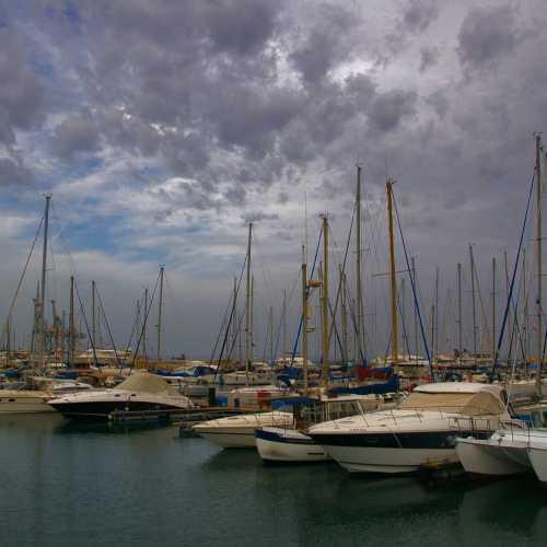 Port Larnaca
