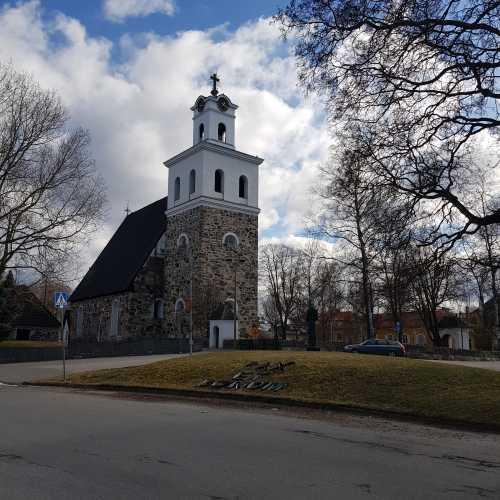 Rauma cathedral