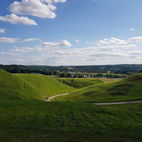 Kernavės archeologinė vietovė, Lithuania